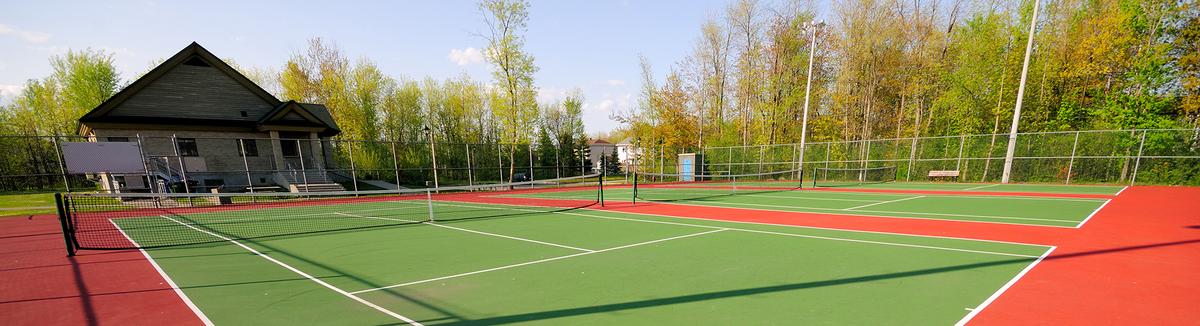 Terrains de tennis - Horaire piscine bellevue ...